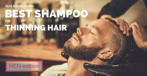 best shampoo for thinning hair men