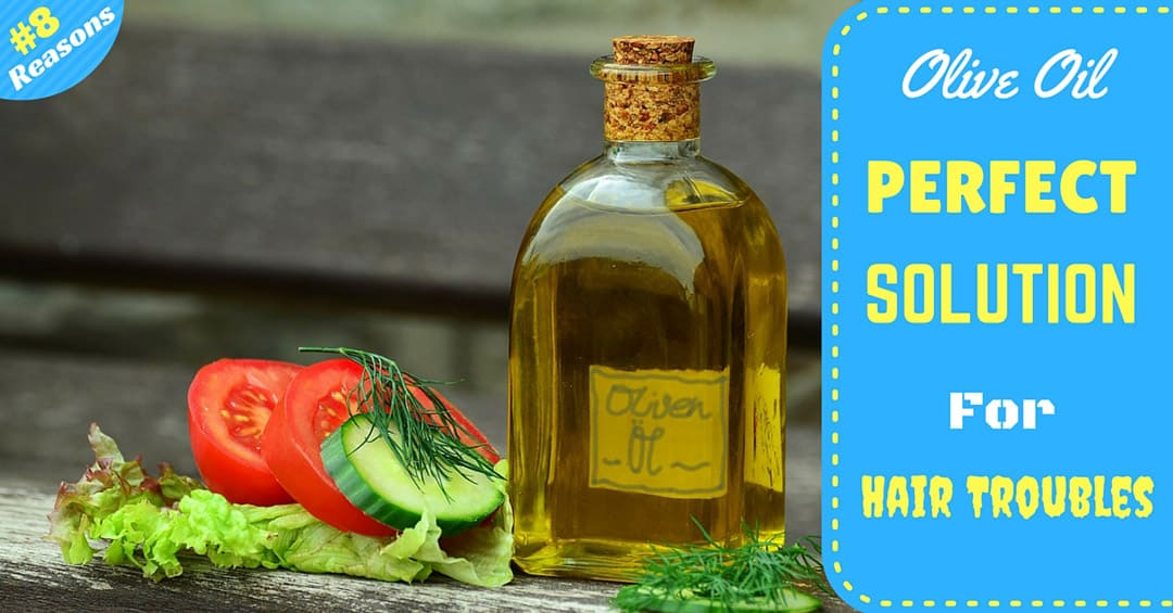 Is olive oil good for your hair