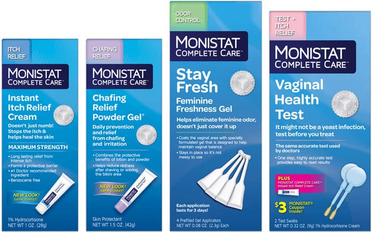 Monistat For Hair Growth And Hair Loss
