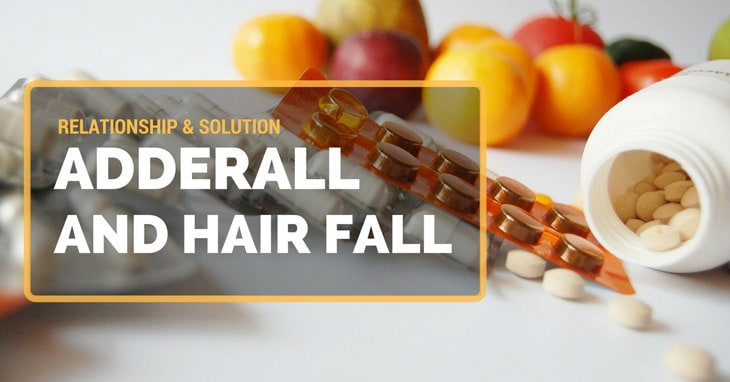 adderall and hair loss