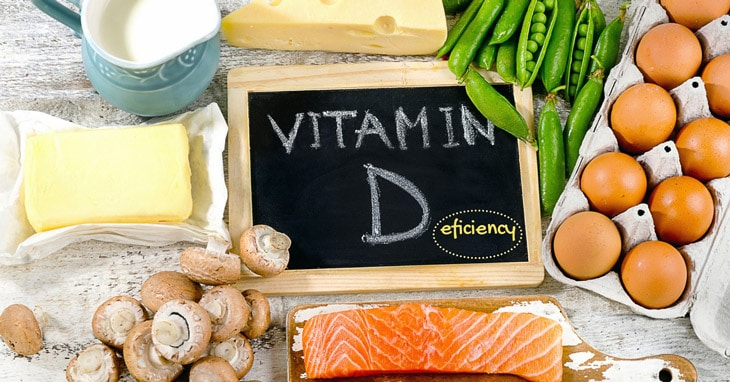 can vitamin d deficiency cause hair loss