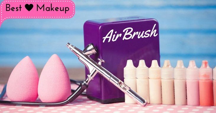 best airbrush makeup
