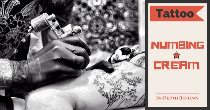 Best Tattoo Numbing Cream 2017 - Top Picks and Reviews