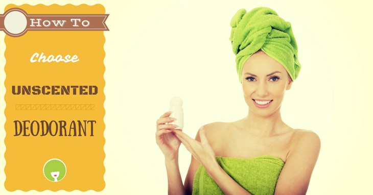 best unscented deodorant