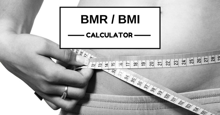Calculate Your Bmr Basal Metabolic Rate Amp Bmi Body Mass
