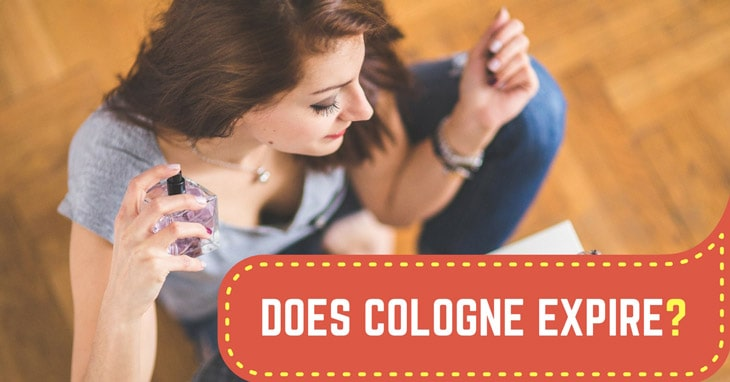 does cologne expire